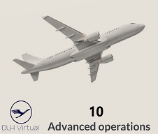 10 Advanced Ops Flights - given for completing 10 Advanced Ops Flights