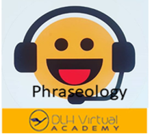 Academy / Phraseology - This award is given for participation in our Phraseology classes