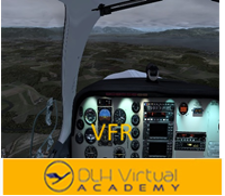 Academy / VFR - This award is given for participation in our VFR classes