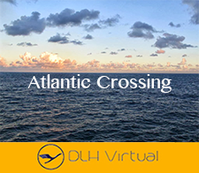 Atlantic Crossing - given for completing the first Atlantic crossing within DLHv