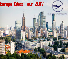 Europe Cities Tour 17 -