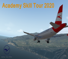 Academy Skill Tour 2020 - given for completing the Academy Skill Tour 2020