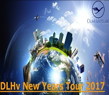 New Years Tour 2017 -