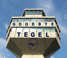 Goodbye Tegel Challenge - given for completing Goodbye Tegel Challenge