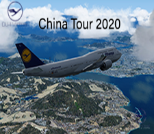 China Tour 2020 - For Flying the China Tour 2020