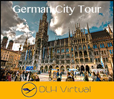 German City Tour 2015 -