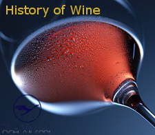History of Wine Tour - given for completing the History of Wine Tour 2018