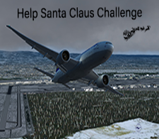 Help Santa Claus Challenge - For fly the Challenge