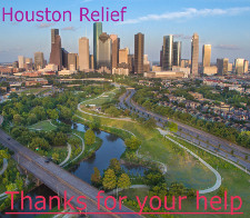 Houston Relief Award -