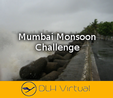 Mumbai Monsoon Challenge -