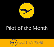 Pilot of the Month -
