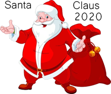 Santa Claus Challenge - given for completing the Santa Claus Challenge