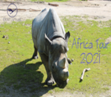 Africa Tour 2021 Part 1 - given for completing the Africa Tour 2021 Part 1