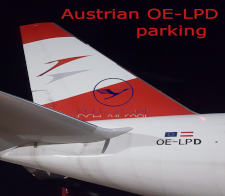 Austrian OE-LPD parking Challenge - given for completing the Austrian Austrian OE-LPD parking Challenge