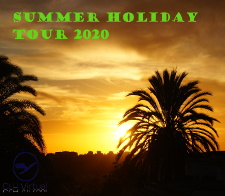 Summer Holiday Tour 2020 - given for completing the Summer Holiday Tour 2020