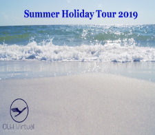 Summer Holiday Tour 2019 - given for completing the Summer Holiday Tour 2019