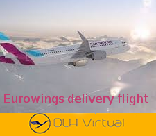 Eurowings delivery -