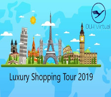Luxury Shopping Tour 2019 - given for completing the Luxury Shopping Tour 2019