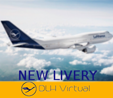 New Livery B747 -