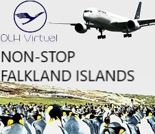 Non-stop Falkland Islands Challenge - given for completing the Non-stop Falkland Islands Challenge